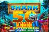 拉霸机50鲨鱼 50线拉霸机 角子机 拉霸机主板价格