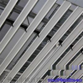 雲南掛片鋁天花 鋁垂片吊頂 鋁合金掛片供應商