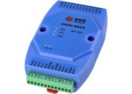 康耐德24位高精度电压模拟量采集模块