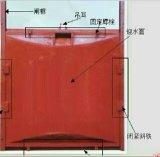 高配置闸门,渠道铸铁闸门,pm钢制闸门