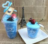 厂家直供订制广告创意礼品环保涤纶蛋糕购物袋