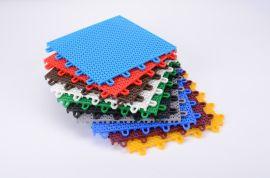 悬浮式拼装地板 运动耐磨塑料地板 儿童拼装地板