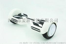 爱游智能 两轮智能电动平衡车代步车成人儿童U1系列  诚招代理 独立设计研发