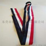 东莞厂家直销大量定做多重颜色间色的涤纶奖牌挂绳
