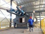 郑矿机器煤粉燃烧器,回转窑燃烧器