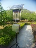便攜、可移動式太陽能滅蚊蟲燈,果園殺蟲燈