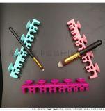 批发 化妆刷支架晾刷架 硅胶化妆刷晾刷架 美妆工具厂家现货供应