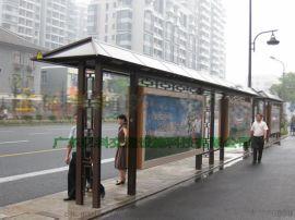 公交车候车亭制作厂家