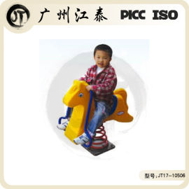 幼儿园摇摇乐,PE摇摇乐,塑料摇马,弹簧摇摇乐
