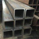 大口徑非標方矩管 Q345b熱軋碳鋼無縫方