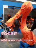 安川机器人衣服,机器人防护服安装注意事项