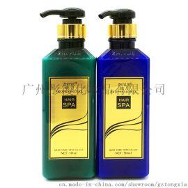 正品美发产品栀月洗发水