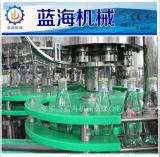 玻璃瓶碳酸含气全自动饮料三合一灌装设备