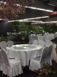 浙江君康传奇供应酒店会展会议桌布台布台裙制作厂家