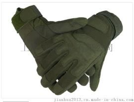 軍綠戶外 防滑/防割/保暖手套