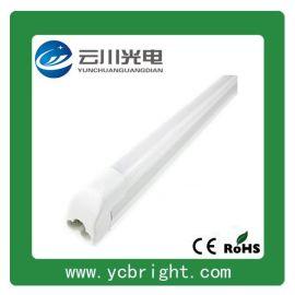 云川T8一体化带支架全套1.2米18WLED日光灯管