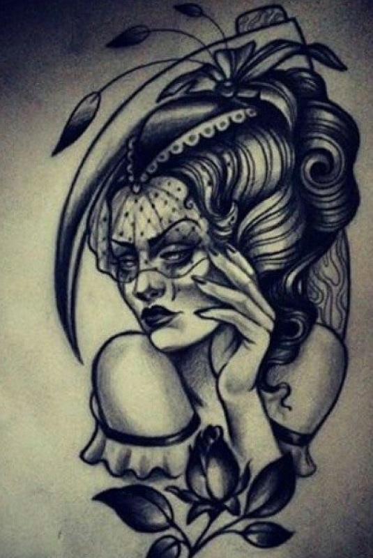 欧美韩艺纹身英文字体纹身|中文字体纹身|就选迪珈文化图片