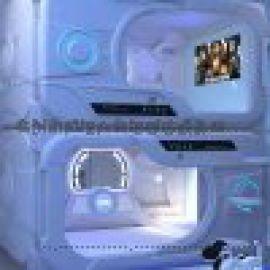 太空艙膠囊牀 太空艙牀 太空艙膠囊睡眠牀 經典日式款 鑽石型