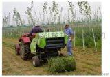 高效自動撿拾牧草打捆機 苜蓿打捆機