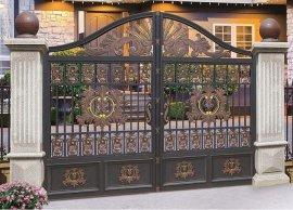 金爵仕铝艺铝合金庭院大门