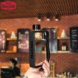 MoChic摩西a5水杯纸张水瓶随手个性时尚便携塑料扁平纸片杯杯子方形创意水壶
