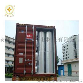 包裝工業管道保溫的鍍鋁氣泡材料/屋頂牆面防熱材料