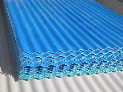 玻璃钢屋面瓦图片