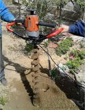 汽油挖坑机价格-植树打孔机-电动打孔机yyz