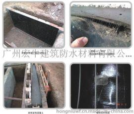BAC溼鋪法復合雙面自粘橡膠瀝青防水卷材