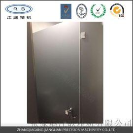 厂家加工定做金属铝蜂窝防潮板卫生间厕所隔断