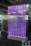 火鍋城定制水泡泡氣泡牆 ,氣泡屏風,冒泡水景屏風