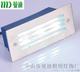 长方形户外防水LED地埋墙角灯地脚台阶楼梯埋地灯3W照明灯