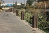 南景NJ024户外塑木围栏
