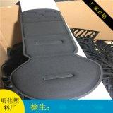 厂家定制 海绵坐垫 背包垫 儿童车坐垫海绵垫