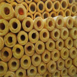 专门用于各类管道保温的超细玻璃棉管