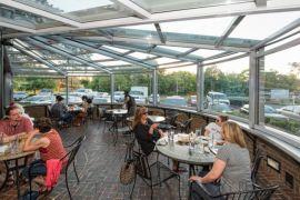 赛拓可移动餐厅阳光房/智能移动阳光房