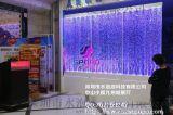 冷飲奶茶店定制水舞泡泡屏風,水景氣泡屏風,水幕水泡屏風
