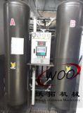 制氮机喷灰维修,更换碳分子筛方法