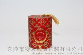 TRADITION 復古紅滾筒盒