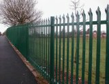 尖桩护栏、W型锌钢护栏、欧式栅栏