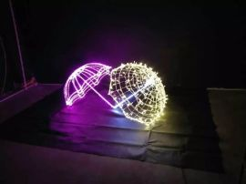 LED图案灯