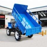 柴油四驱农用果园液压翻斗自卸运输拖拉机
