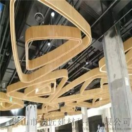 铝方通天花定制 U槽铝方通吊顶 铝方通厂家批发