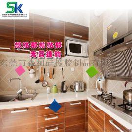 食品级方形洗碗刷  多功能厨房清洁刷