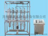 医药电加热多效蒸馏水机