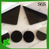 厂家供应 背胶魔术贴 强力背胶圆型魔术贴 形状可订做