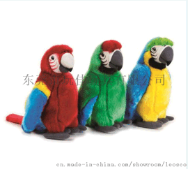 进口仿真毛绒玩具专注定制仿真动物玩具