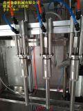 伺服灌装机DY-ZR-SF系列  酱类灌装机  油类灌装机  日化用品灌装机  厂家直销