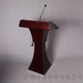 专业生产SITTY斯迪95.9035手动升降演讲台