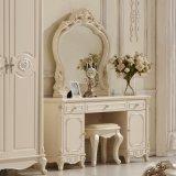 欧式实木梳妆台 梳妆台化妆柜组合家具